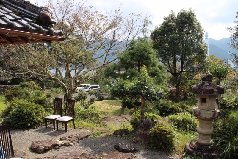 和風庭園の風景